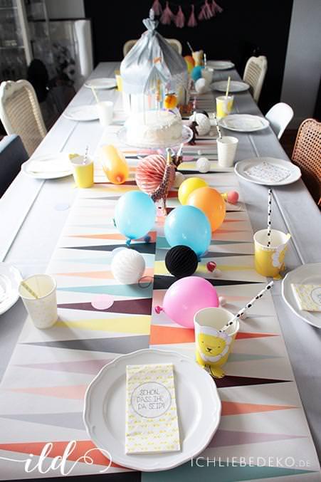 Tischdeko-zum-Kindergeburtstag