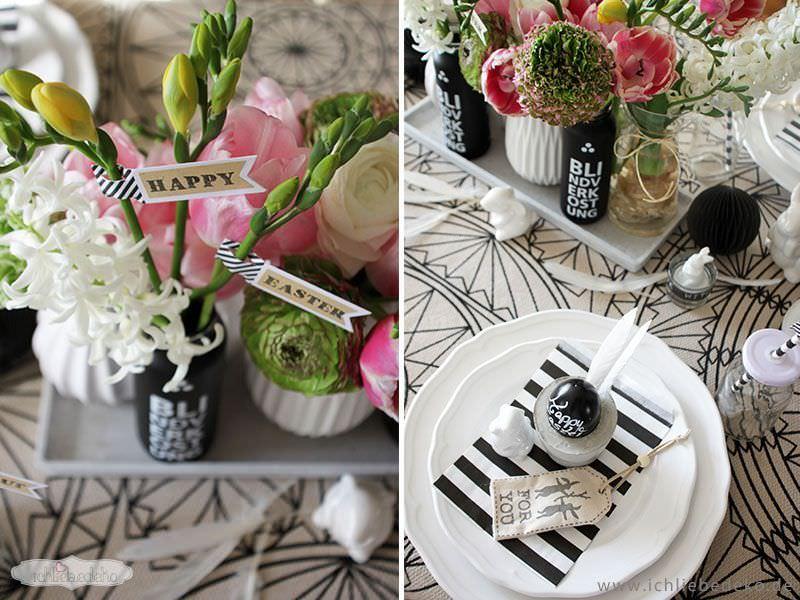 Tischdekoration-mit-Blumen