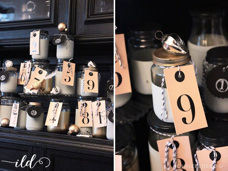 Upcycling-Adventskalender