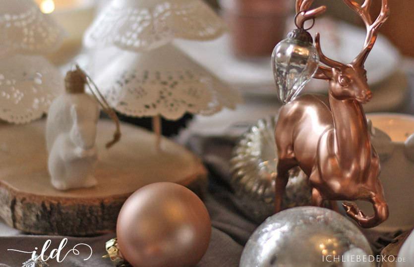 rustikale weihnachtstischdeko zum m delsbrunch ich liebe. Black Bedroom Furniture Sets. Home Design Ideas