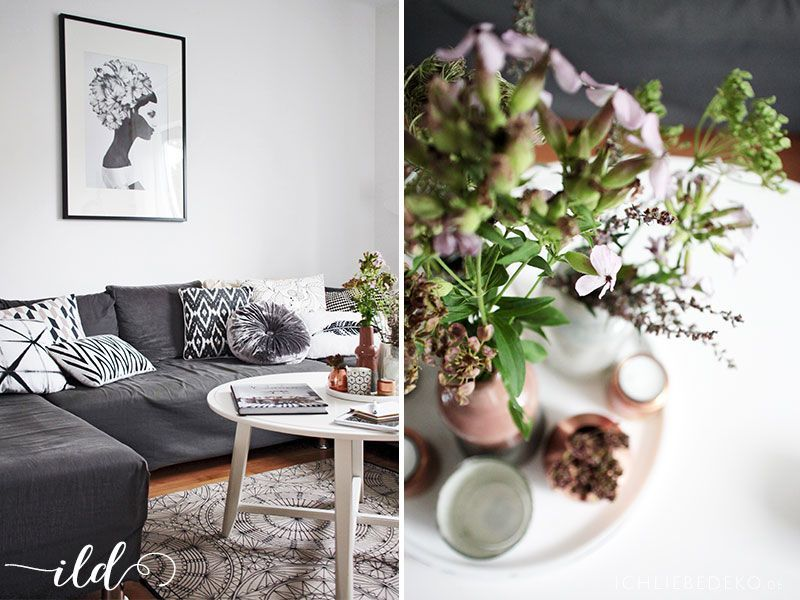 Wohnzimmerdeko-im-skandinavischen-Look