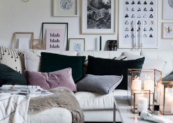 Wohnzimmer Deko Ideen und einrichten • Ich Liebe Deko