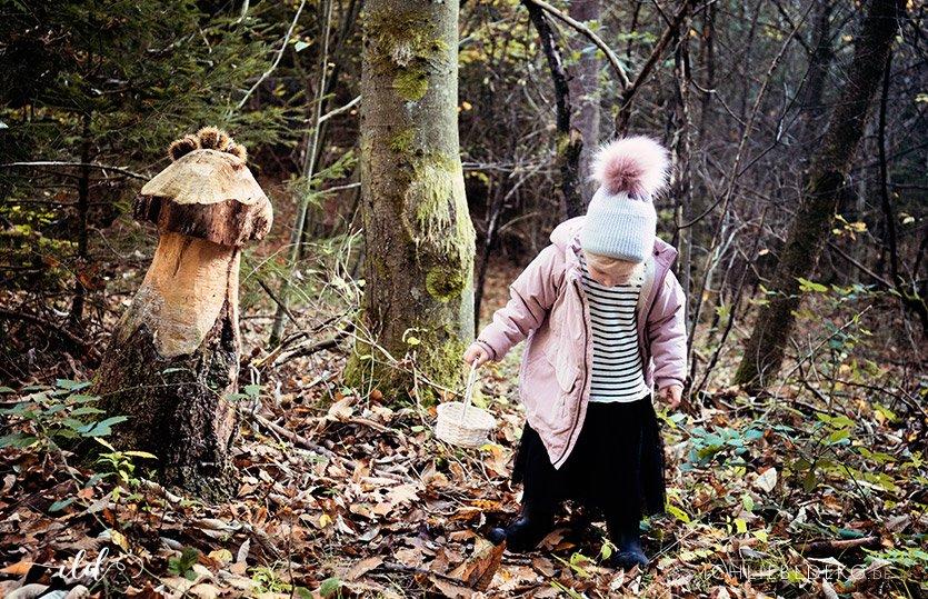 Herbstspaziergang mit Kindern & meine Gedanken über 1 Jahr als Zweifach-Mama