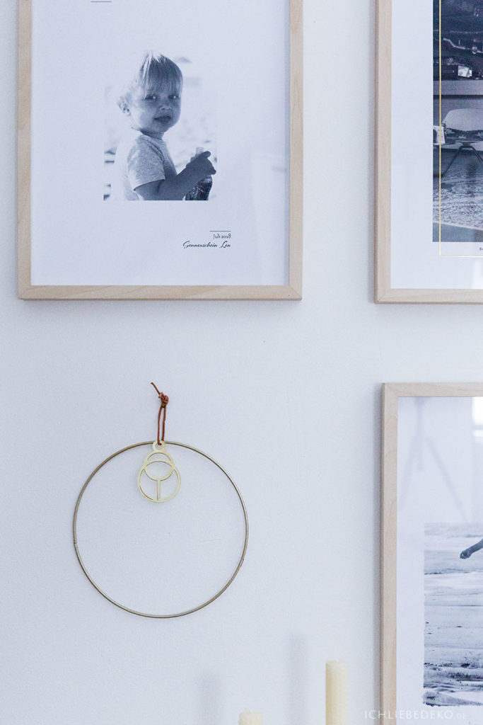 Bildergalerie mit DIY Goldring