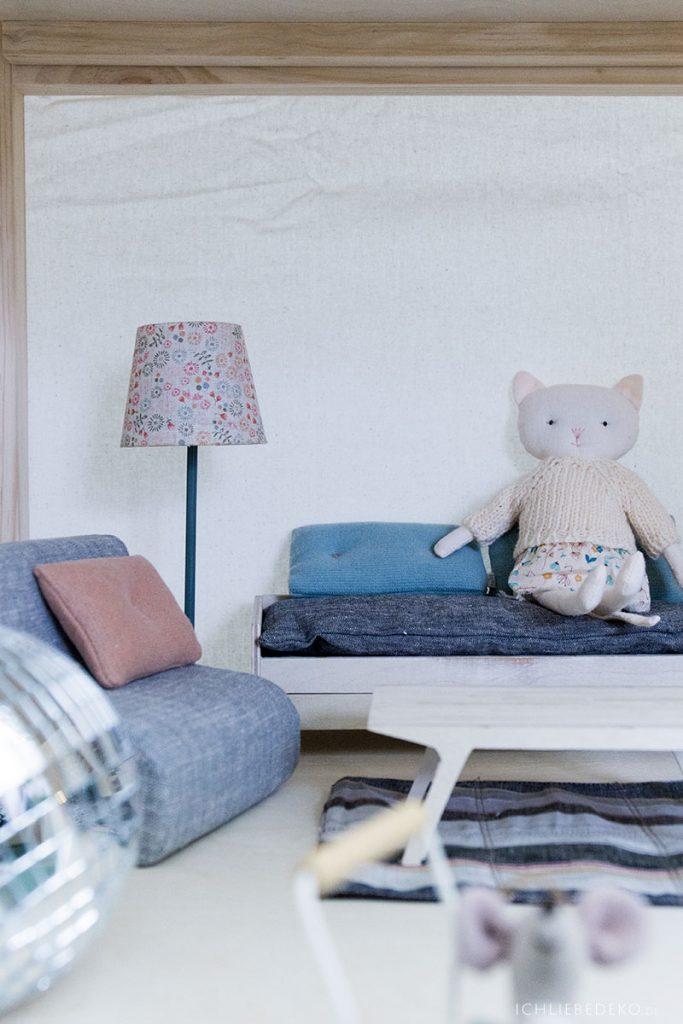 Details Puppenhaus Maileg