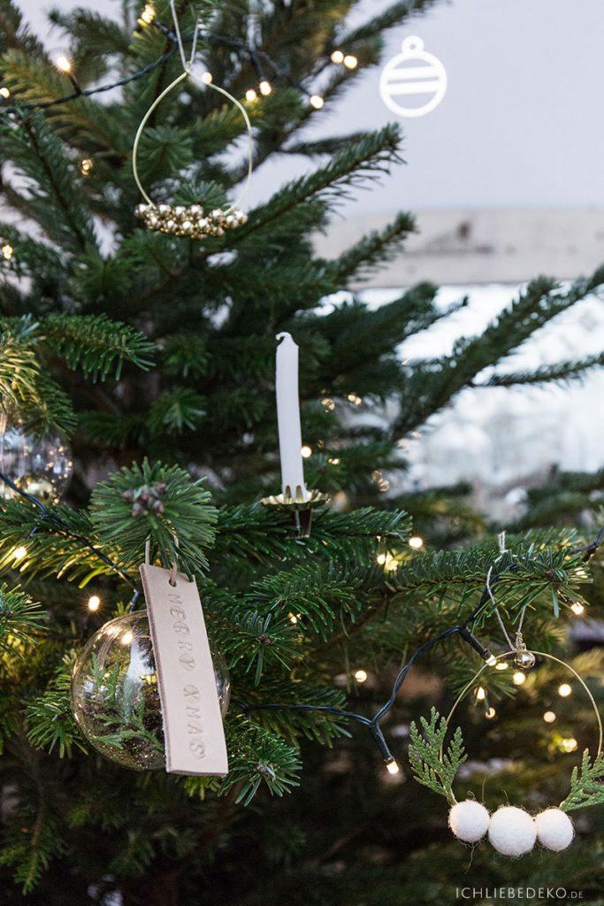 DIY Weihnachtsbaumschmuck