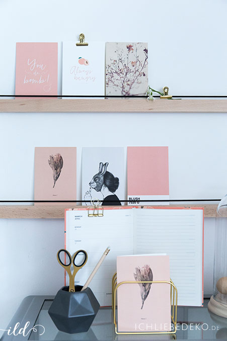Bilderleiste Holz diy bilderleiste aus holz für eine postkartengalerie ich liebe deko