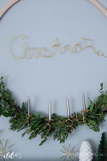 diy-schriftzug-christmas-aus-golddraht