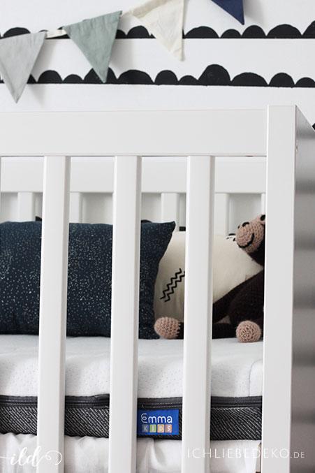 Schlaf für das Baby optimieren mit der Emma Kids Matratze