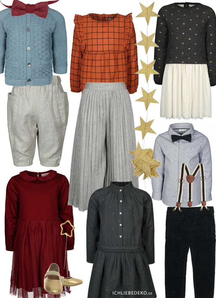 festliche Outfits für Kinder