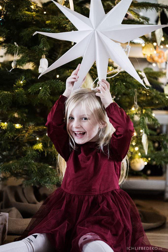 festliches Outfit für Weihnachten von Noa Noa