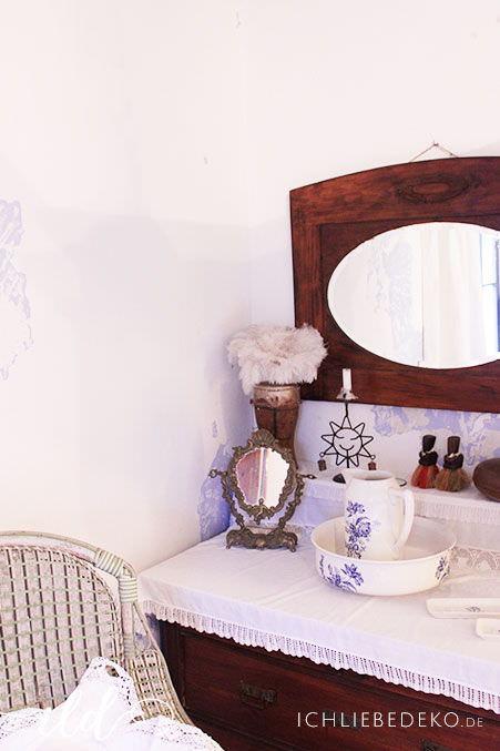 französiches-Schlafzimmer