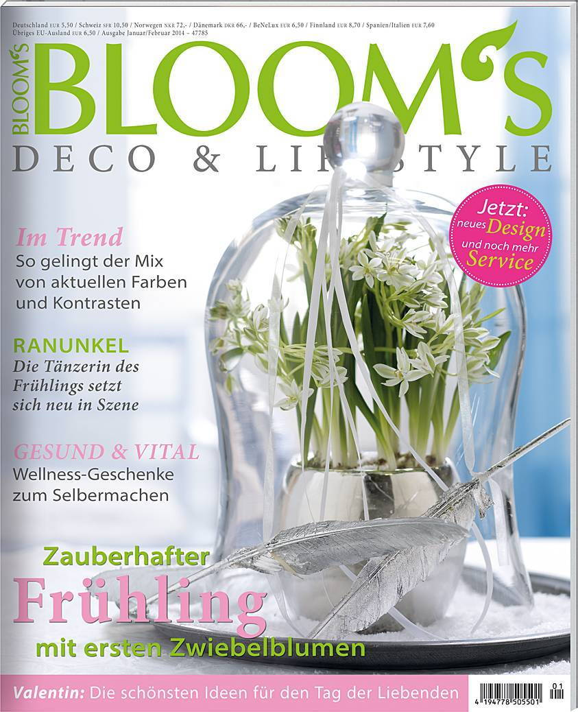 Magazin BLOOMs