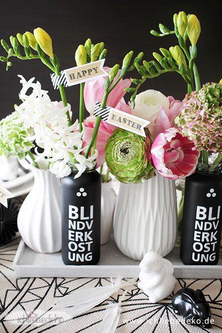 frische-Blumen-als-Tischdekoration