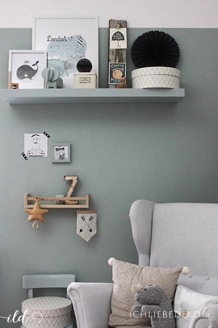trendfarbe salbeigr n im babyzimmer jetzt kommt farbe an. Black Bedroom Furniture Sets. Home Design Ideas
