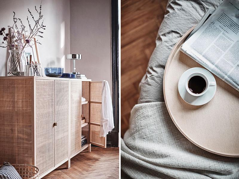 helles-Holz-in-der-Ikea-Stockholm-Kollektion