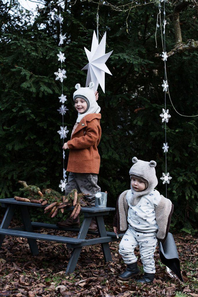 Hochwertige Wintermode für Kinder