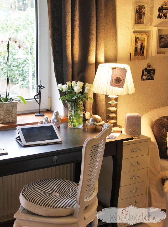 New home office • Ich Liebe Deko