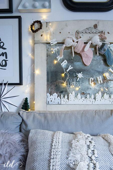 Skandinavische Weihnachtsdeko Im Wohnzimmer Jetzt Wird S Hyggelig