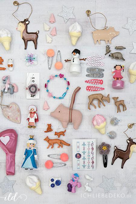 Mädchen Weihnachtskalender.Diy Adventskalender Für Mädchen Ich Liebe Deko