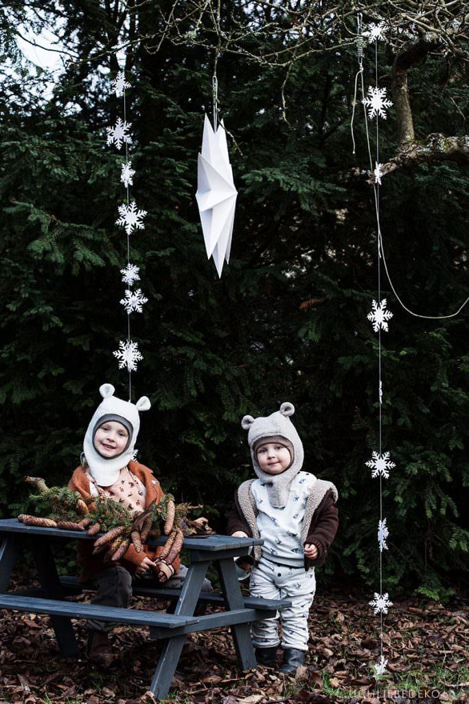 Kinder im Winter richtig anziehen