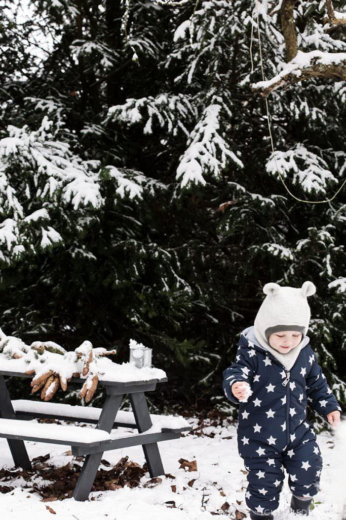 schneeglück für Kinder