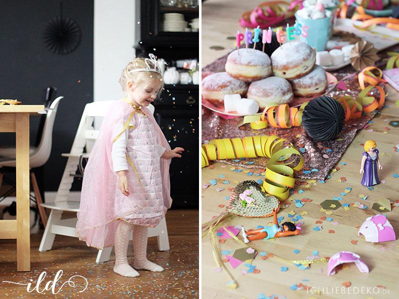 kleine-Prinzessin-zu-Fasching
