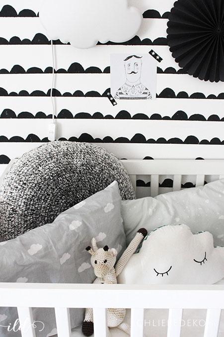 Kinderzimmer einrichten: Monochrom vs Pastell • Ich Liebe Deko