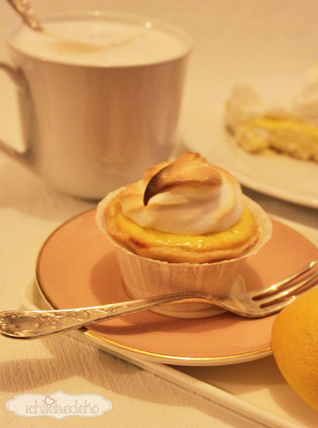 lemon pie cupcake