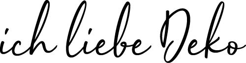 ich liebe Deko | Dekoblog und Blogazine