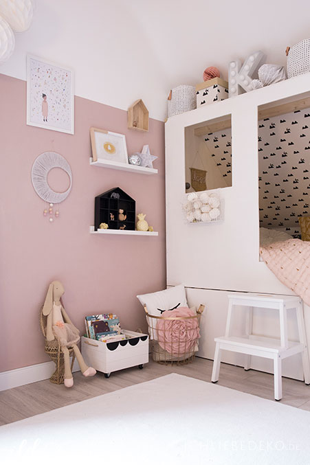 diy kojenbett f rs kinderzimmer ich liebe deko. Black Bedroom Furniture Sets. Home Design Ideas