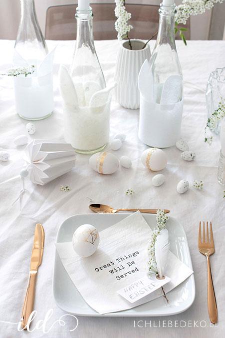 moderne-Tischdeko-zu-Ostern