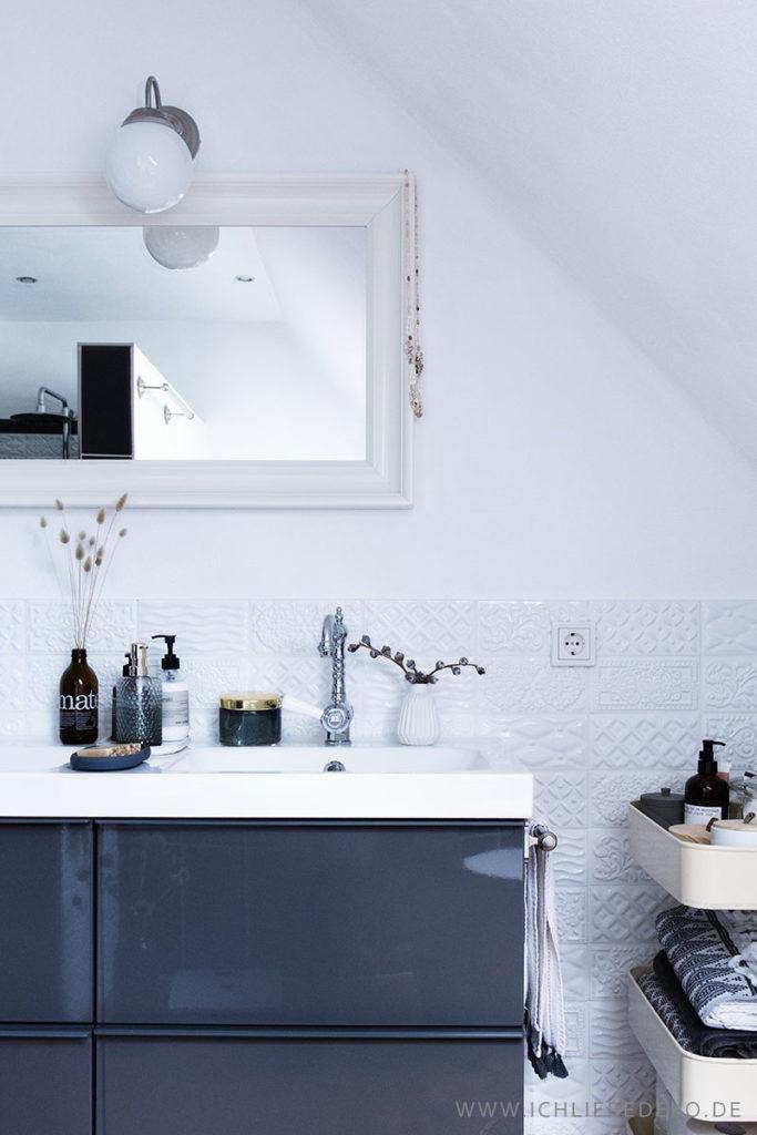 Badezimmer einrichten - mit diesen Tipps wird es gemütlich • Ich ...