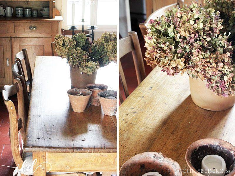 rustikale-Landhausküche