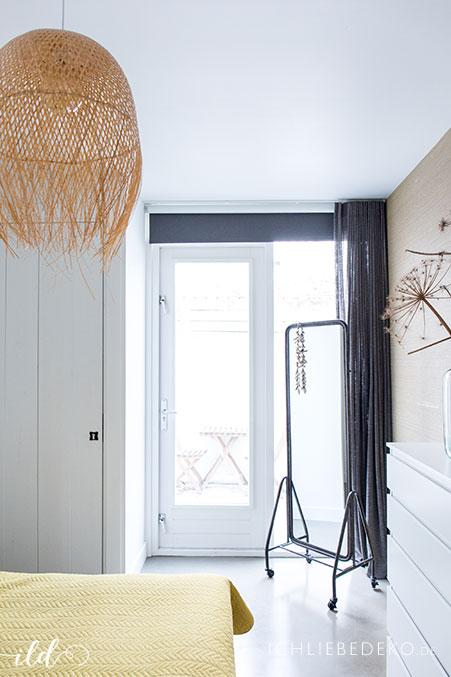 schlafzimmer-loft-style