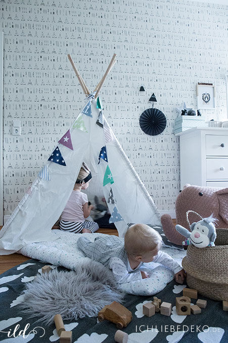 kinderzimmer einrichten mit der kinderkollektion von depot. Black Bedroom Furniture Sets. Home Design Ideas