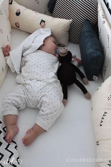 Besserer Schlaf für das Baby