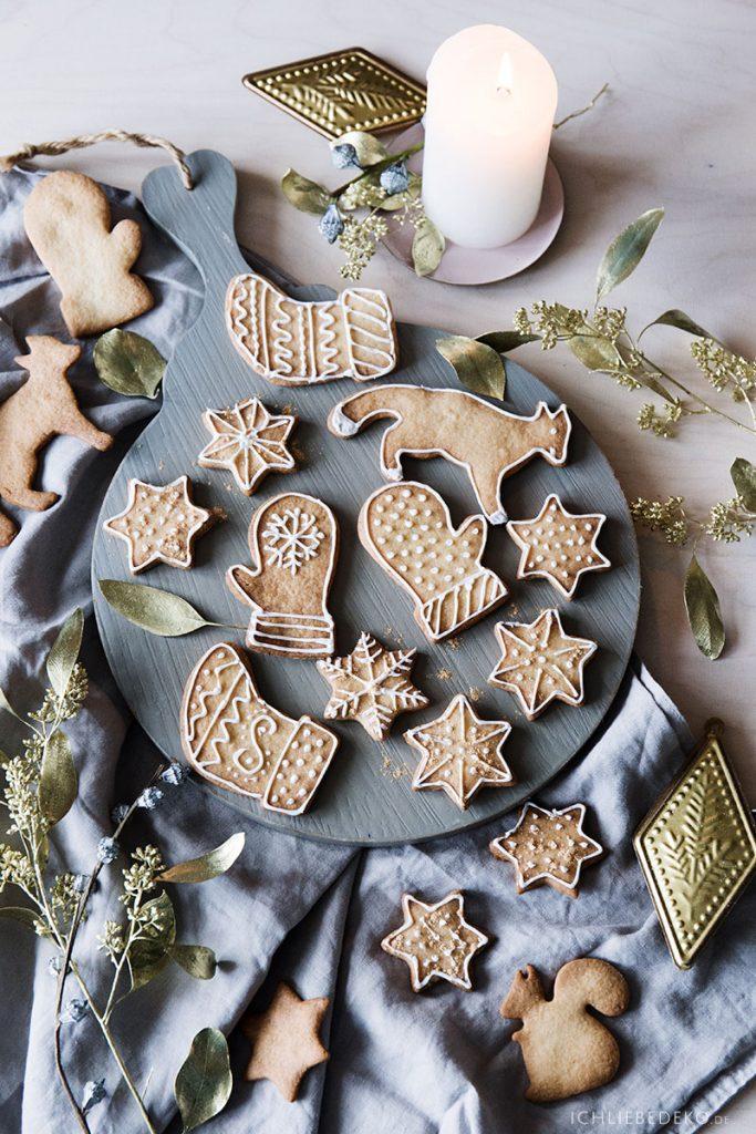 einfache Weihnachtsplätzen mit Wow Faktor